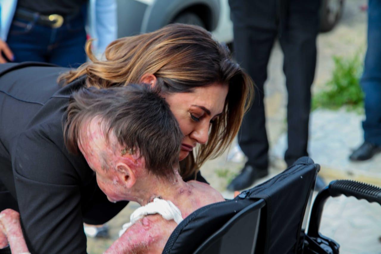 Resultado de imagem para Michelle Bolsonaro conclui visita a Campina Grande com agenda marcada por forte emoção