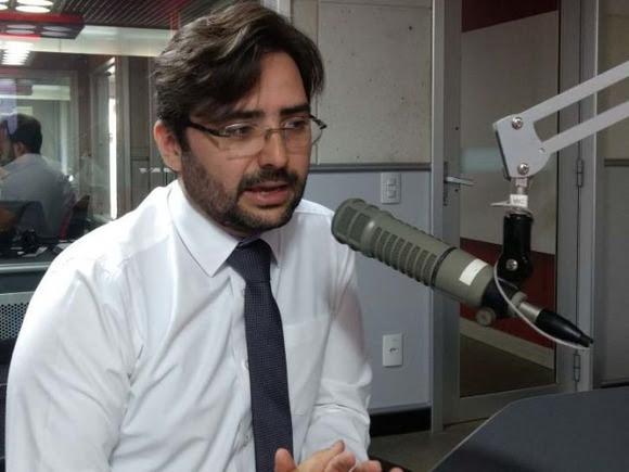 Resultado de imagem para Romero designa Diogo Flávio, da Seplan, para responder pela Administração e decide criar a Controladoria Geral do Município