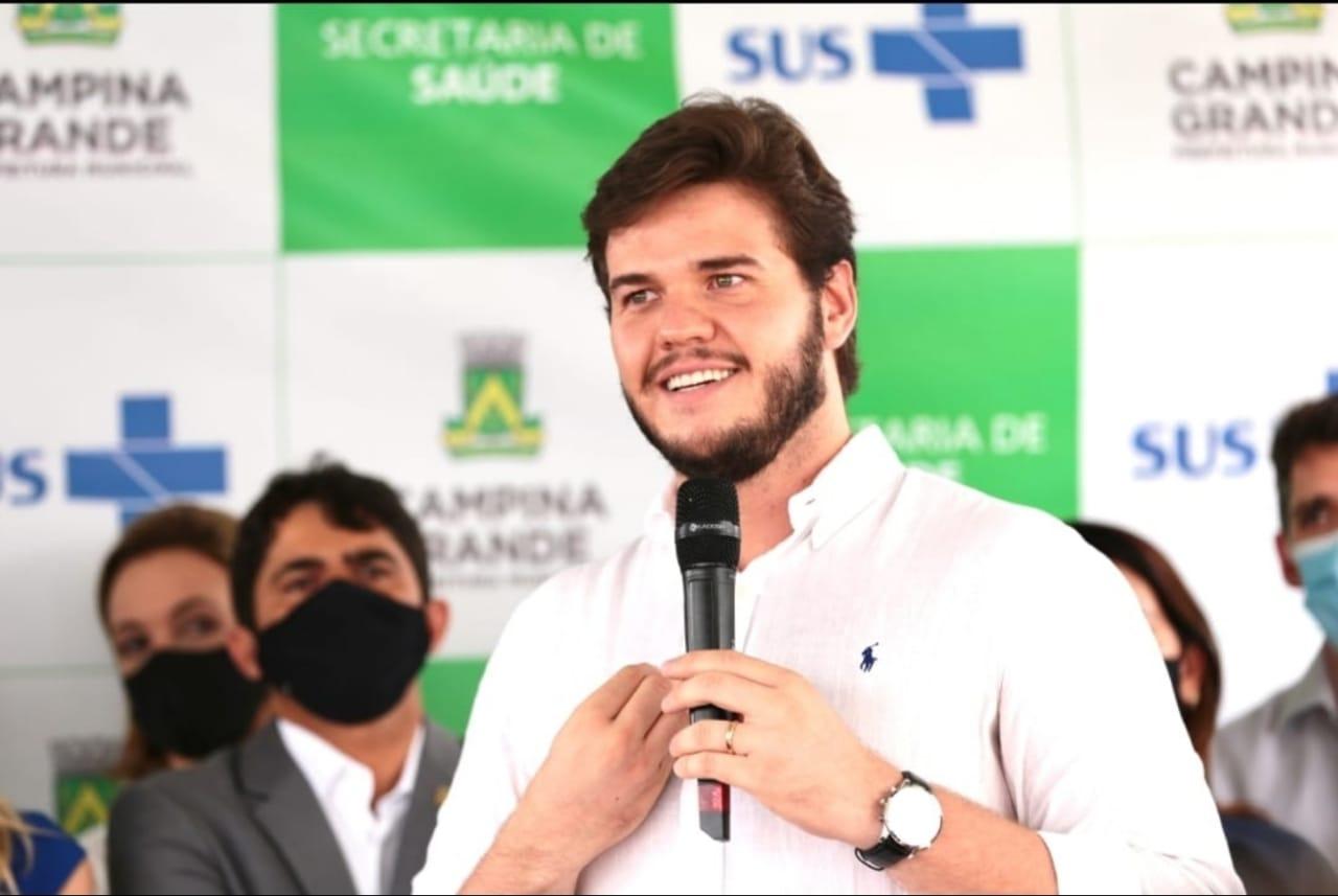 Pesquisa revela aprovação de 74,4% da gestão de Bruno Cunha Lima em Campina Grande