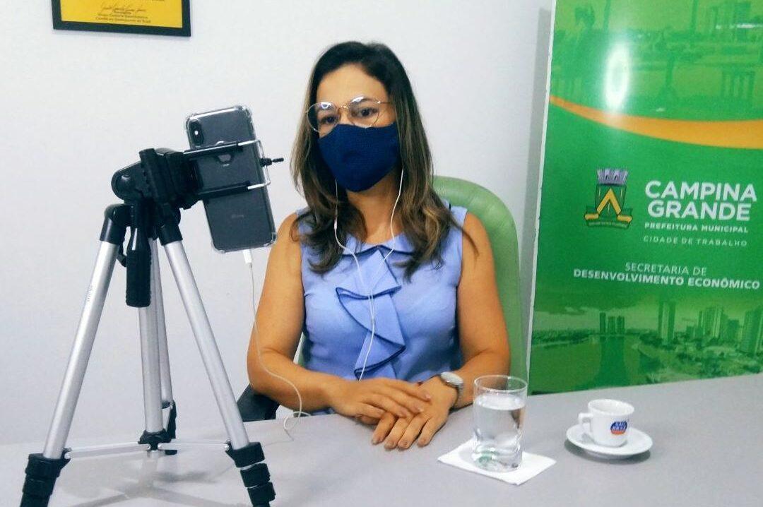 Secretaria de Desenvolvimento Econômico de Campina Grande apresenta roteiro turístico para CVC Nacional