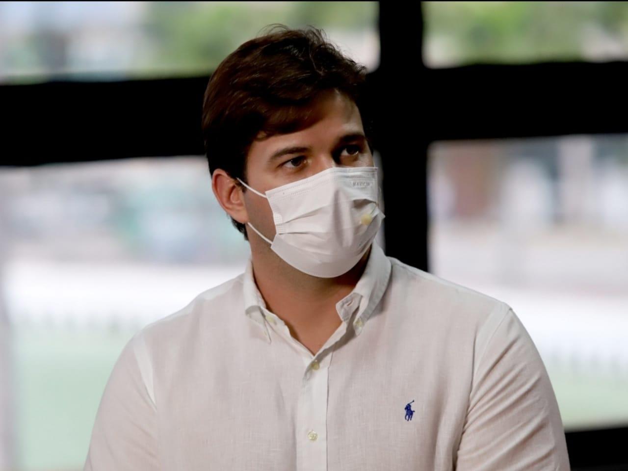 MEDIDAS: Bruno publica decreto mais restritivo nesta sexta e reabilita UPA do Alto Branco para atendimento exclusivo a pacientes de covid