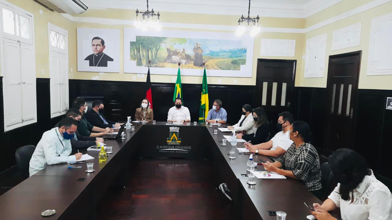 ECONOMIA: Em prol da geração de empregos, Prefeitura de Campina Grande avança na consolidação de parceria com o BNB