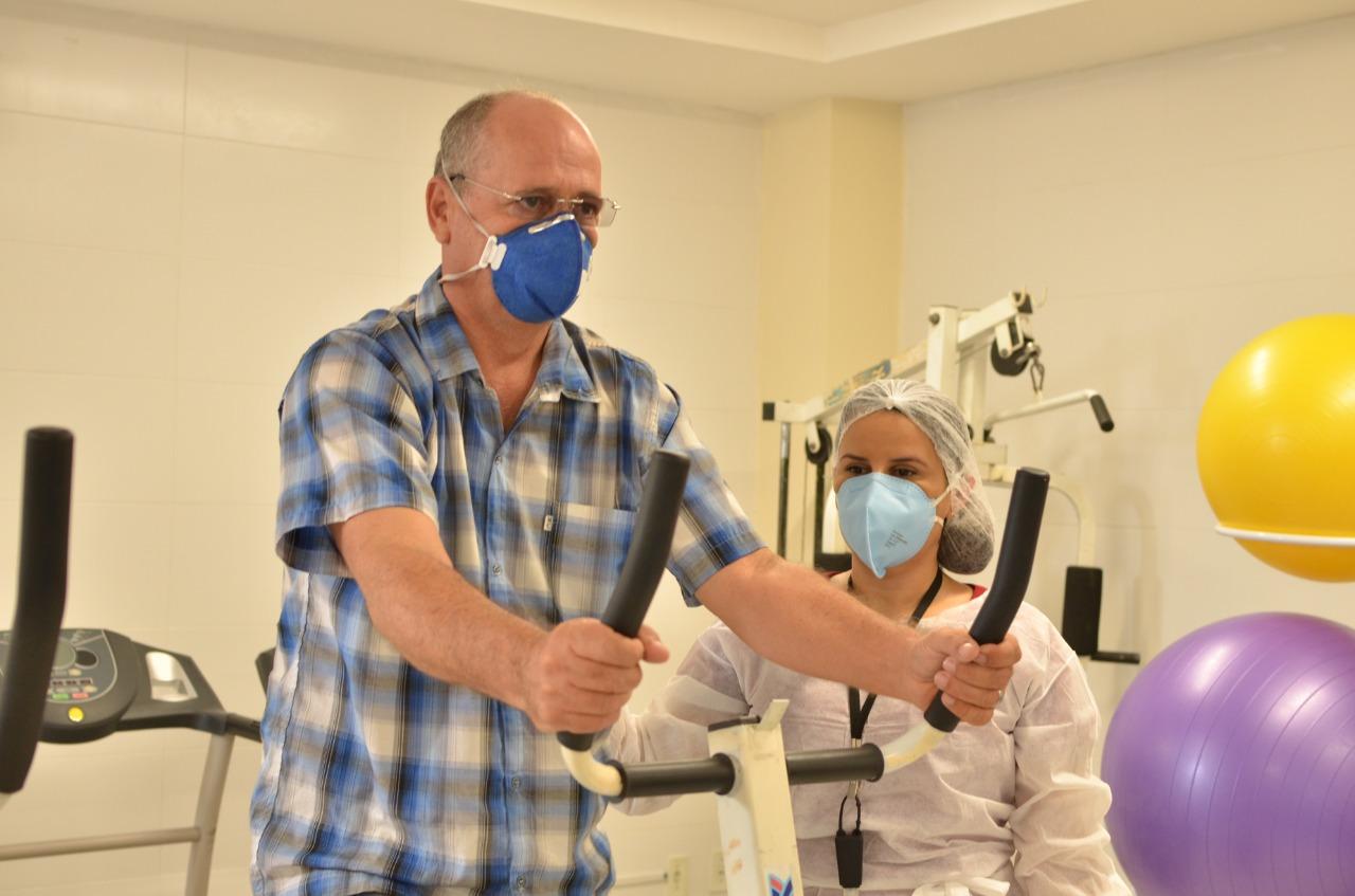 SuperAR: Centro de Reabilitação Pós-covid já recuperou mais de 400 pacientes  e recebe Moção de Aplauso | Prefeitura Municipal de Campina Grande