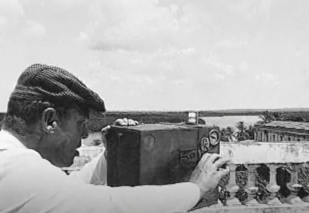 Campina na Escola: Programação cultural deste domingo terá documentário sobre história da chegada da fotografia na Paraíba