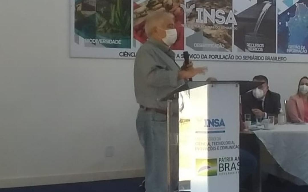 Secretário participa de evento sobre fortalecimento da cadeia produtiva de Campina Grande e região